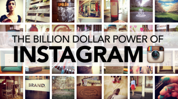 billion dollar power of instagram atmedia design