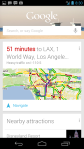 Google Now Traffic Card