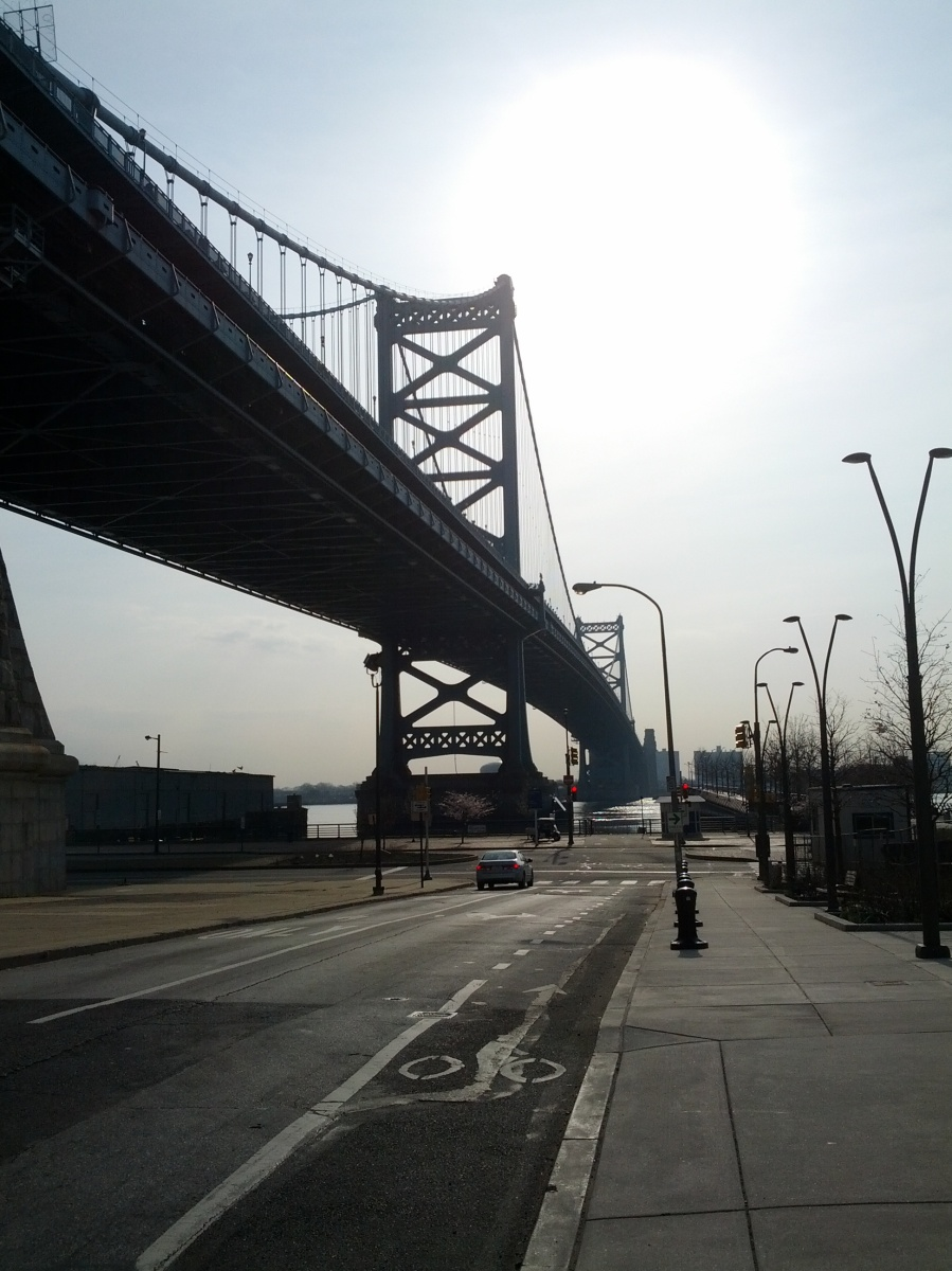 DesignPoint Philadelphia Under the Bridge